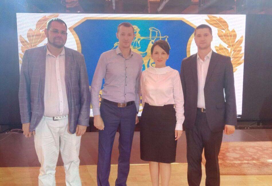 Одессе состоялась Научно-практическая конференция«Электронное судопроизводство – новое лицо правосудия»